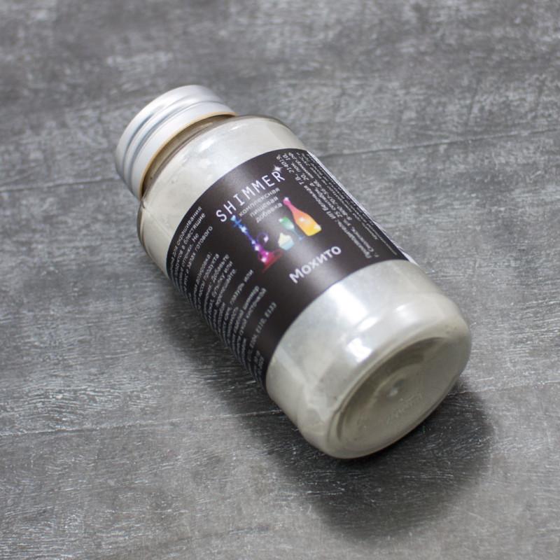 Шиммер для напитков Мохито, 150 мл (50 гр)
